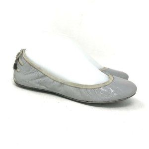 M. Shariapova By Cole Haan Womens Gray Flats 6.5